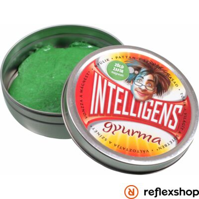 Intelligens Gyurma Szupermágnes zöld zafír