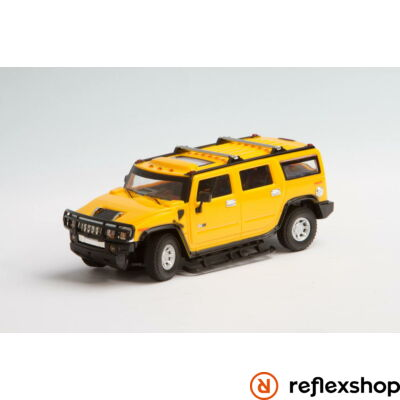 RC License Edition: Hummer H2 sárga