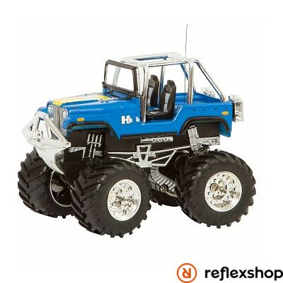 RC Mini Off-Road Truck kék 27 MHz