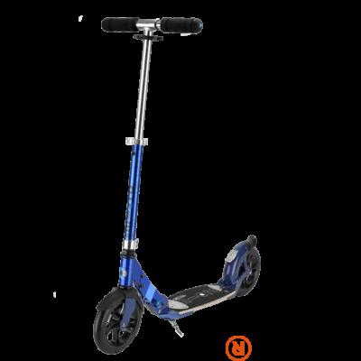 Micro Flex Deluxe roller 200mm kerekekkel, kék