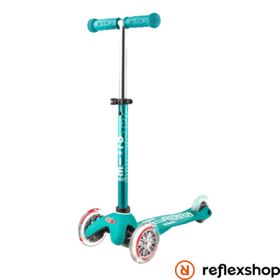 Mini Micro Deluxe roller, aqua