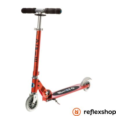 Micro Sprite roller, piros