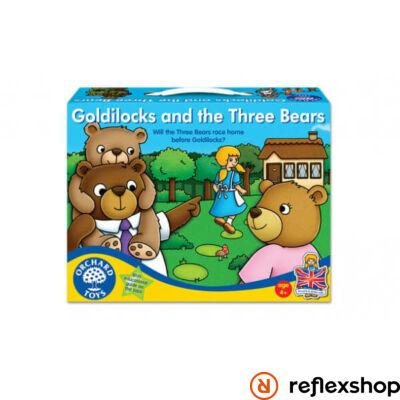 Orchard Kata és a három mackó