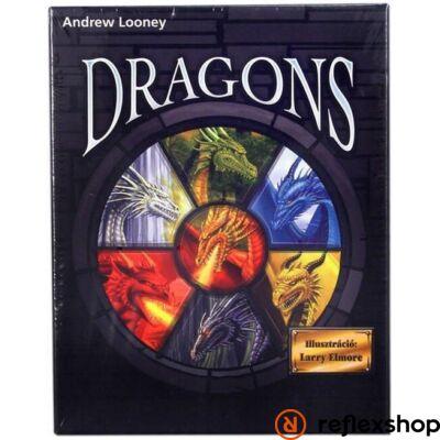 Piatnik Dragons kártyajáték
