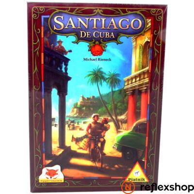 Santiago de Cuba társasjáték