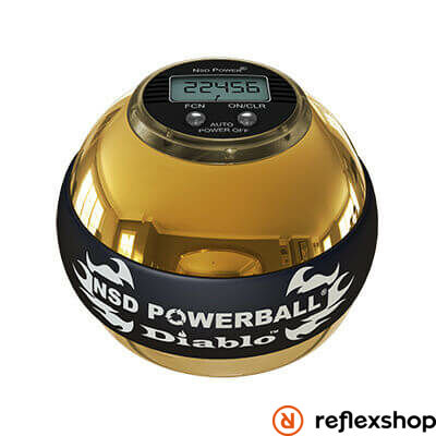 Powerball Diablo Pro Light Metal 450Hz karerősítő