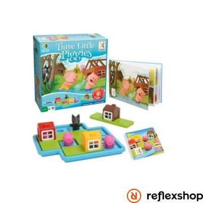 Smart Games A három kismalac logikai játék