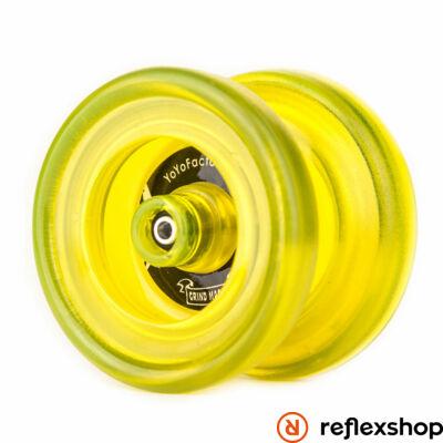 YoYoFactory Grindmachine yo-yo sárga