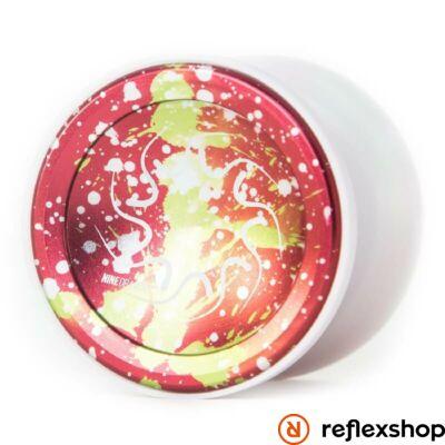YoYoFactory Nine Dragons yo-yo piros/ezüst/zöld
