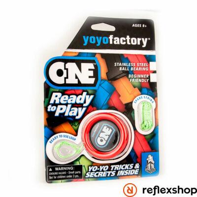 YoYoFactory ONE blister yo-yo