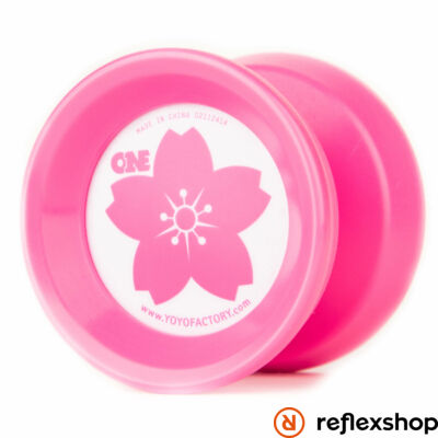 YoYoFactory Onestar yo-yo Japán stílus pink