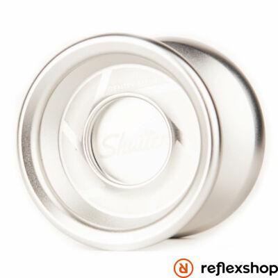 YoYoFactory Shutter yo-yo ezüst