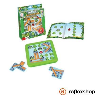 Smart Games Angry Birds Under Construction logikai játék