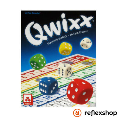 ComPaYa Qwixx kockajáték
