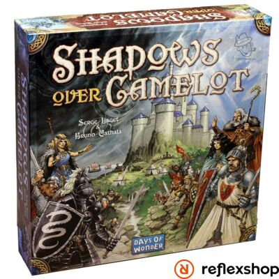 Shadows over Camelot társasjáték