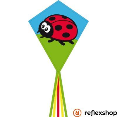 Invento Eco Line Eddy Ladybug 70 cm-es sárkány
