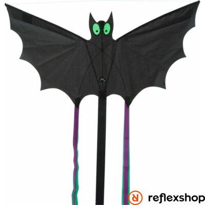 """Invento Flying Creatuer Bat fekete """"S"""" sárkány"""