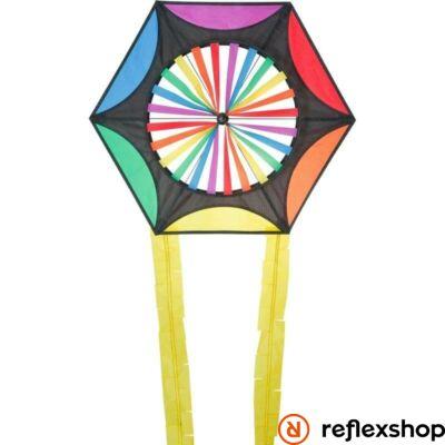 Invento Spinning hexagon - szélforgó sárkány