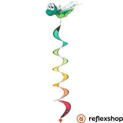 Invento Dragonfly Twist Green szélforgó