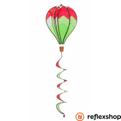 "Invento Hot Air Balloon Twist ""Country Style"" szélforgó"