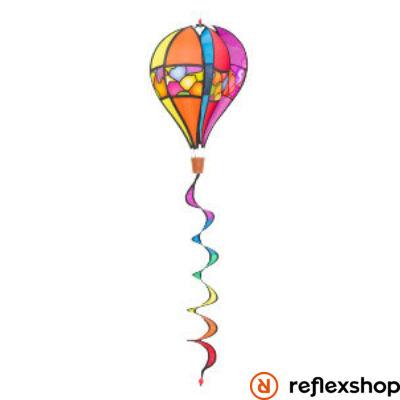 "Invento Hot Air Balloon Twist ""Dazzling Colors"" szélforgó"