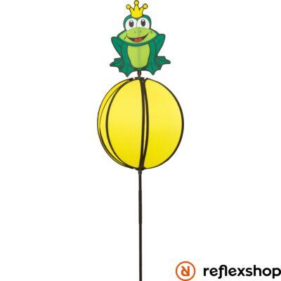 Invento Spinning Frog Prince szélszobor