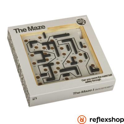 The Maze Professor Puzzle labirintus ördöglakat