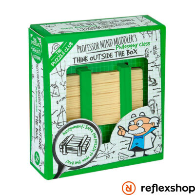 Professor Mind Muddler's Think Outside the Box Puzzle