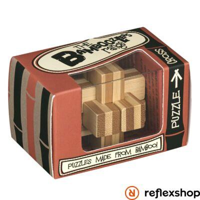 Cross mini Professor Puzzle bambusz ördöglakat