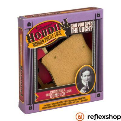 Houdini The Cunningly Complex Professor Puzzle ördöglakat