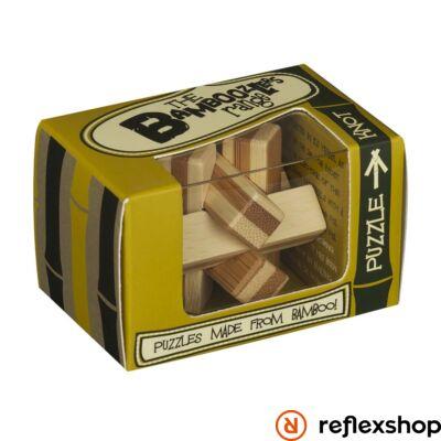 Knot mini Professor Puzzle bambusz ördöglakat