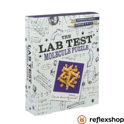 Labtest - The Molecule Professor Puzzle logikai játék