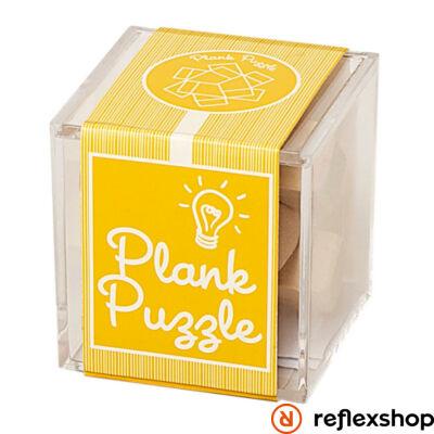 Plank Professor Puzzle fa ördöglakat