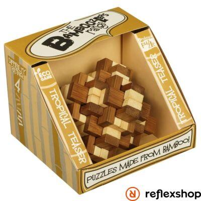 Tropical Teaser Professor Puzzle bambusz ördöglakat