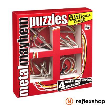 Ördöglakat szett Professor Puzzle nehéz
