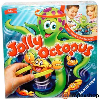 Ravensburger Jolly Octopus társasjáték
