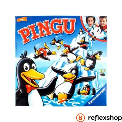 Ravensburger Pingu társasjáték