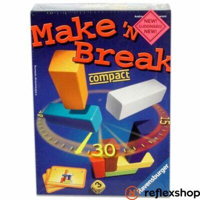 Ravensburger Make'n'Break compact társasjáték