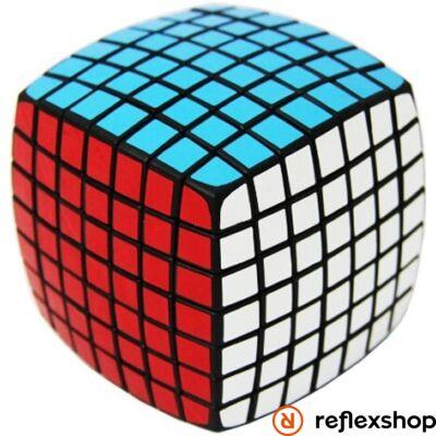 V-Cube 7x7 versenykocka lekerekített fekete