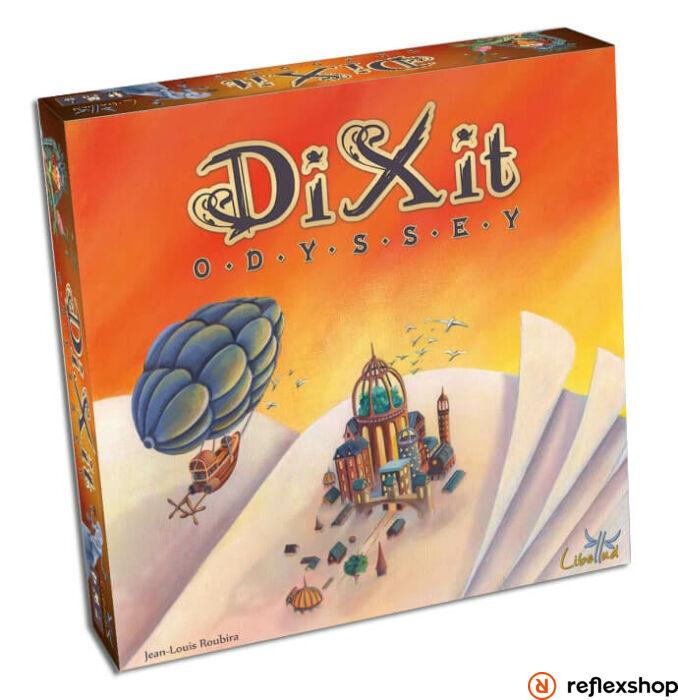 Asmodee Dixit Odyssey - magyar kiadás ASM21496