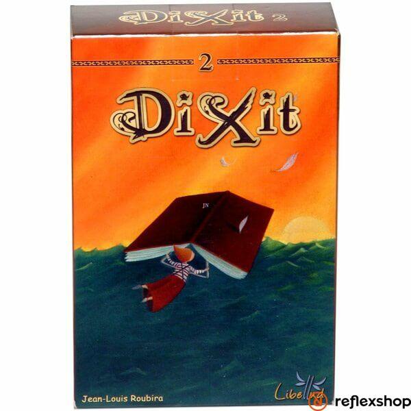 Asmodee Dixit 2 Kalandok társasjáték ASM19686