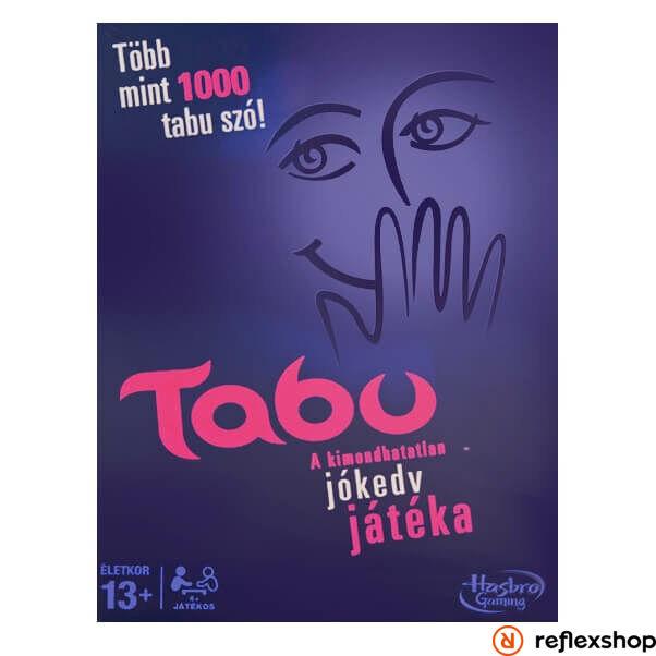 Hasbro Tabu társasjáték új kiadás A4626165