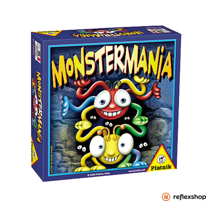 Piatnik Monstermania társasjáték 600692
