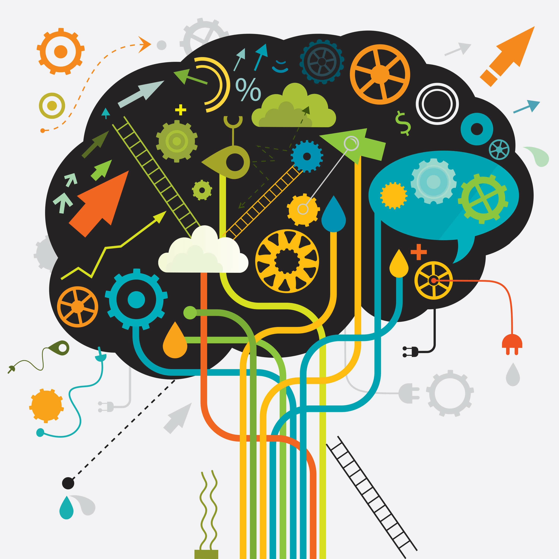 brain think