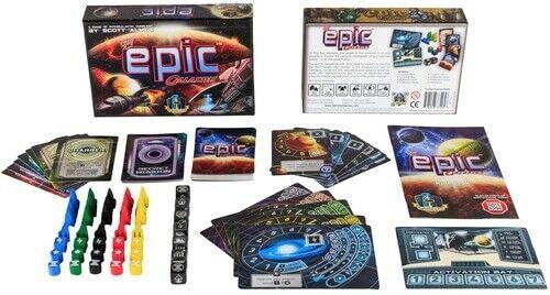 epic galaxies társasjáték
