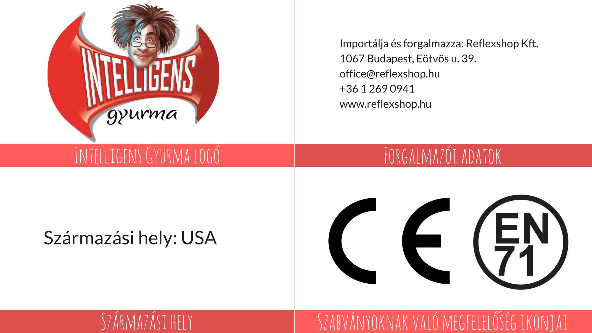 intelligens gyurma logo