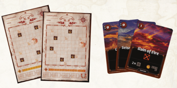 Cartographers Plane of Flame