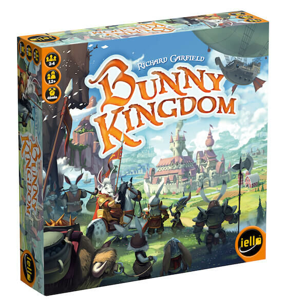 hello bunny kingdom