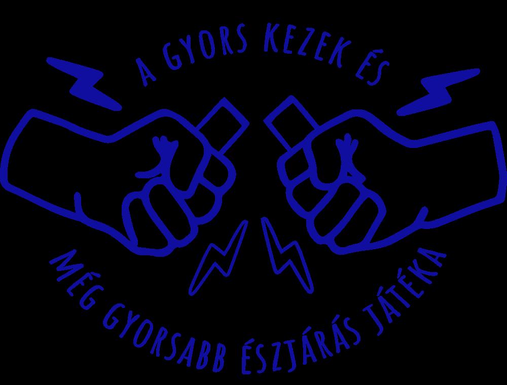 Klask logo magyar + szlogen
