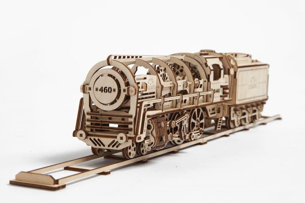 ugears vonat